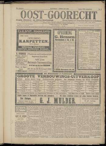 (Volksblad) Oost-Goorecht en Omstreken nl 1925-02-07