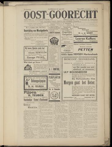 (Volksblad) Oost-Goorecht en Omstreken nl 1941-04-09