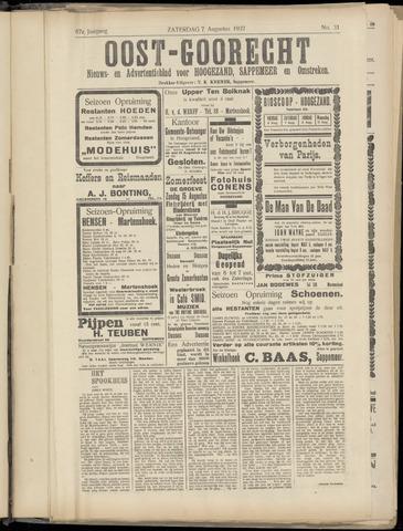 (Volksblad) Oost-Goorecht en Omstreken nl 1937-08-07