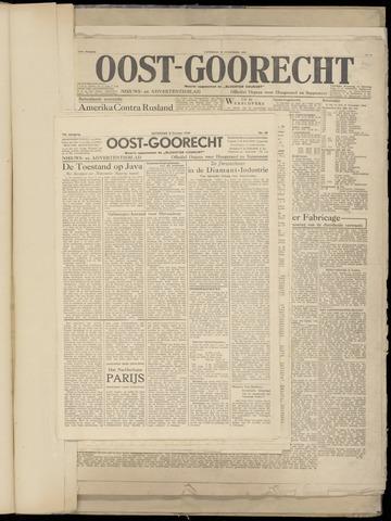 (Volksblad) Oost-Goorecht en Omstreken nl 1945-10-06