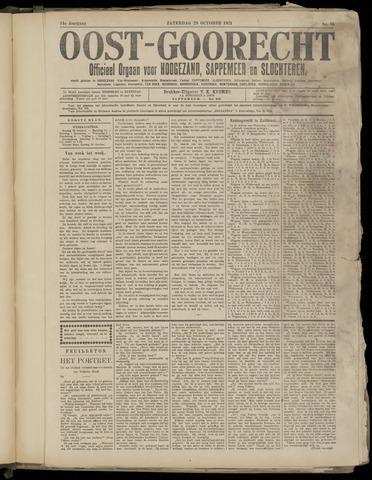 (Volksblad) Oost-Goorecht en Omstreken nl 1921-10-29