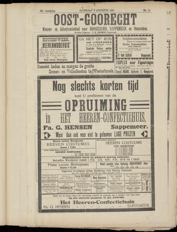 (Volksblad) Oost-Goorecht en Omstreken nl 1933-08-05