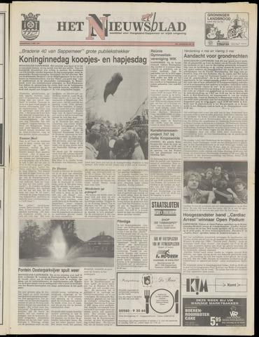 Het Nieuwsblad nl 1991-05-02