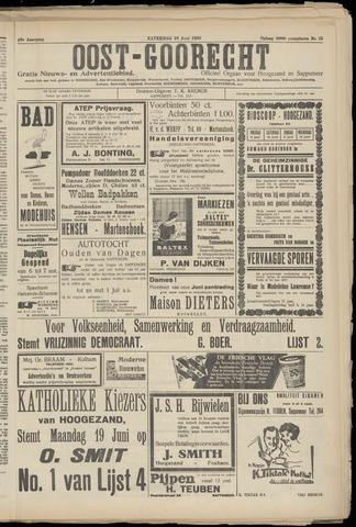 (Volksblad) Oost-Goorecht en Omstreken nl 1939-06-10