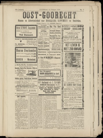 (Volksblad) Oost-Goorecht en Omstreken nl 1936-02-15