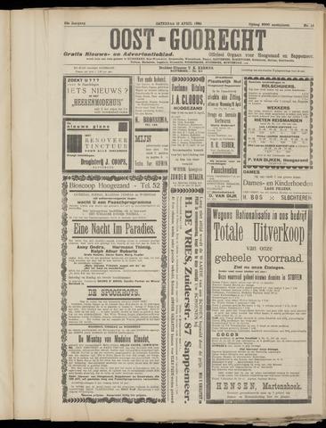 (Volksblad) Oost-Goorecht en Omstreken nl 1933-04-15