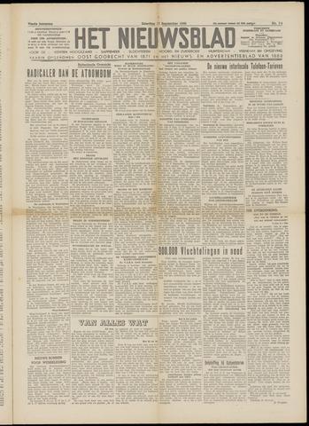 Het Nieuwsblad nl 1949-09-17