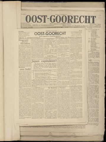(Volksblad) Oost-Goorecht en Omstreken nl 1945-08-11