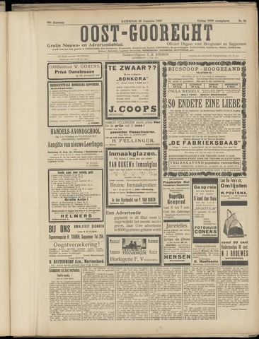 (Volksblad) Oost-Goorecht en Omstreken nl 1936-08-29