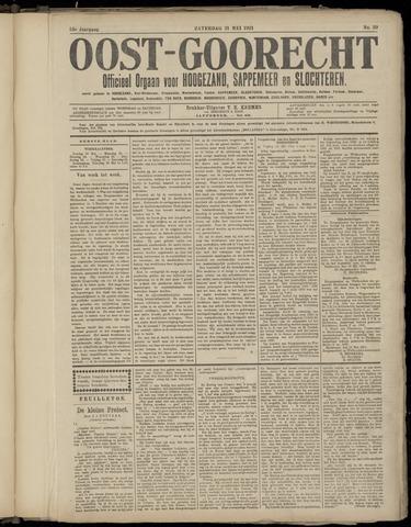 (Volksblad) Oost-Goorecht en Omstreken nl 1921-05-21