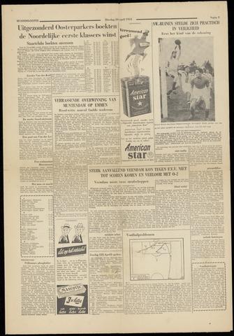 Nieuws- en Advertentieblad, De Noord-Ooster nl 1954