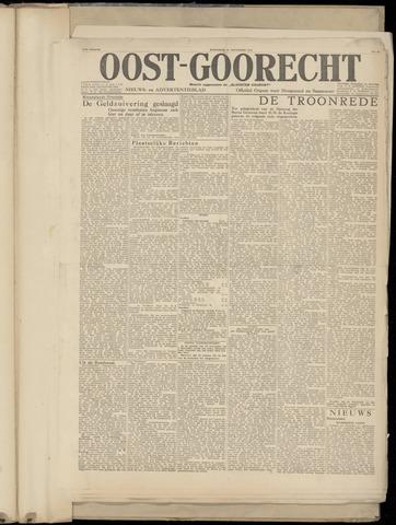 (Volksblad) Oost-Goorecht en Omstreken nl 1945-11-21