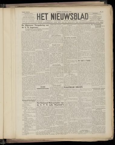 Het Nieuwsblad nl 1947-09-20