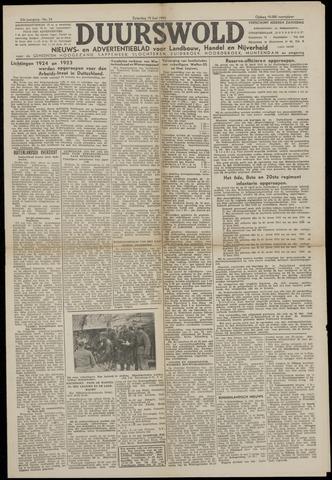 Nieuws- en Advertentieblad, Duurswold nl 1943-06-19