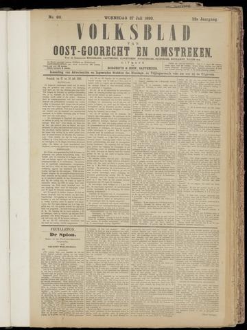 (Volksblad) Oost-Goorecht en Omstreken nl 1892-07-27