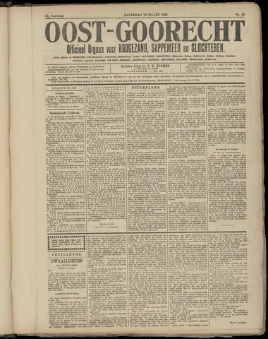 (Volksblad) Oost-Goorecht en Omstreken nl 1921-03-19
