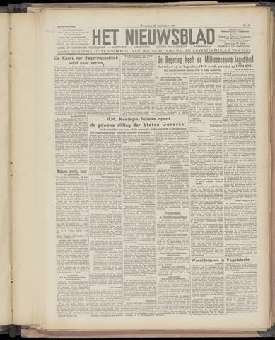 Het Nieuwsblad nl 1948-09-22