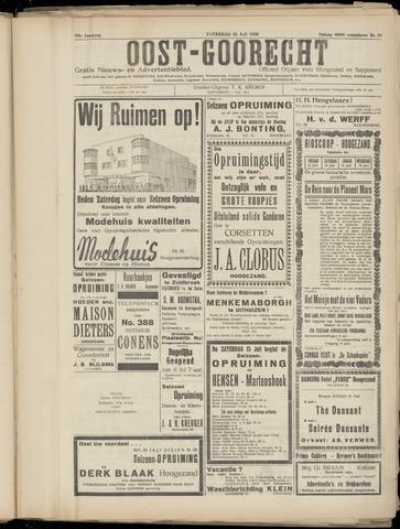 (Volksblad) Oost-Goorecht en Omstreken nl 1939-07-15
