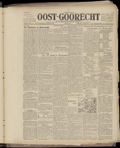 (Volksblad) Oost-Goorecht en Omstreken nl 1946-03-02