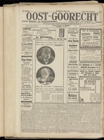 (Volksblad) Oost-Goorecht en Omstreken nl 1932-06-11