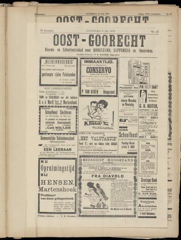 (Volksblad) Oost-Goorecht en Omstreken nl 1935-07-06