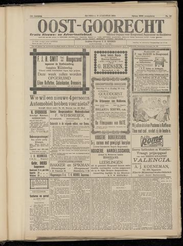 (Volksblad) Oost-Goorecht en Omstreken nl 1924-08-09