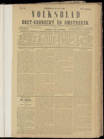 (Volksblad) Oost-Goorecht en Omstreken nl 1892-07-20