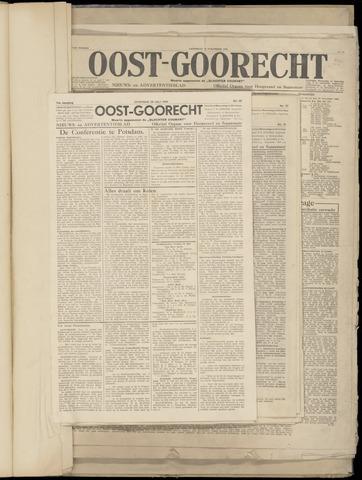 (Volksblad) Oost-Goorecht en Omstreken nl 1945-07-28