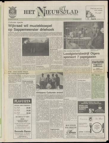 Het Nieuwsblad nl 1991-04-18