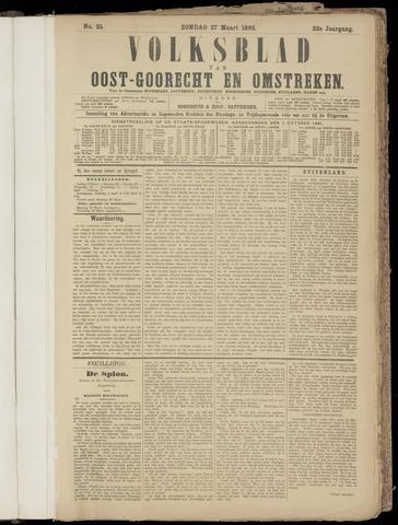 (Volksblad) Oost-Goorecht en Omstreken nl 1892-03-27
