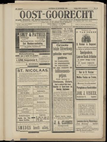 (Volksblad) Oost-Goorecht en Omstreken nl 1926-11-27