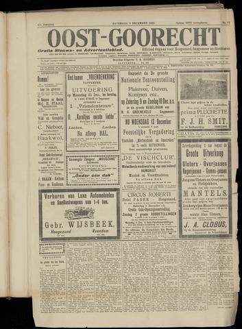 (Volksblad) Oost-Goorecht en Omstreken nl 1922-12-09