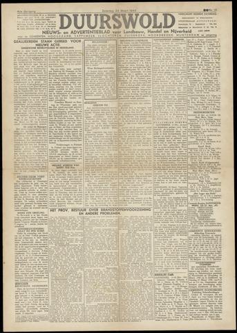 Nieuws- en Advertentieblad, Duurswold nl 1945-03-24
