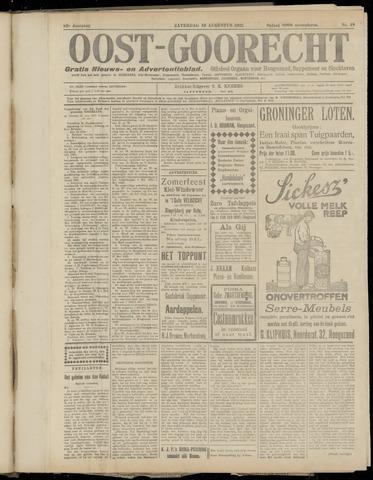 (Volksblad) Oost-Goorecht en Omstreken nl 1922-08-19