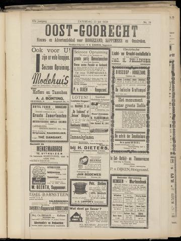 (Volksblad) Oost-Goorecht en Omstreken nl 1938-07-23