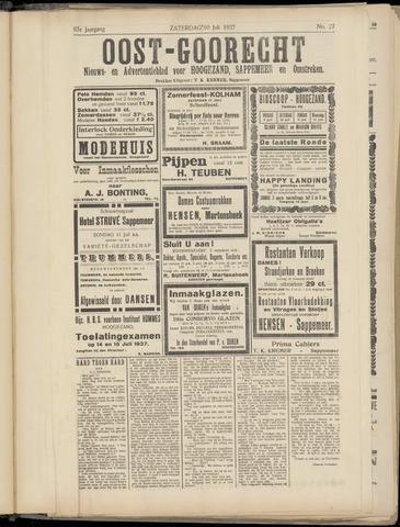 (Volksblad) Oost-Goorecht en Omstreken nl 1937-07-10