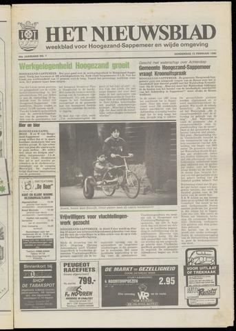Het Nieuwsblad nl 1990-02-15
