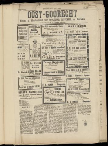 (Volksblad) Oost-Goorecht en Omstreken nl 1940-06-08