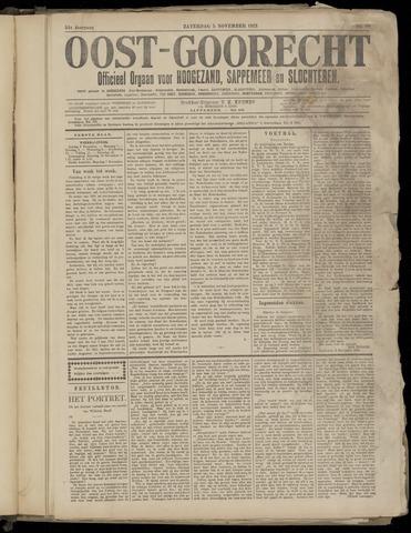 (Volksblad) Oost-Goorecht en Omstreken nl 1921-11-05