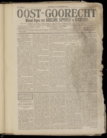 (Volksblad) Oost-Goorecht en Omstreken nl 1921-11-12
