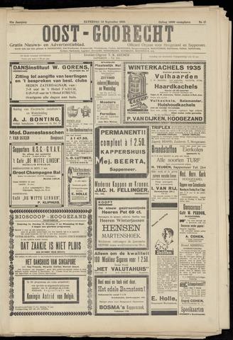 (Volksblad) Oost-Goorecht en Omstreken nl 1935-09-14