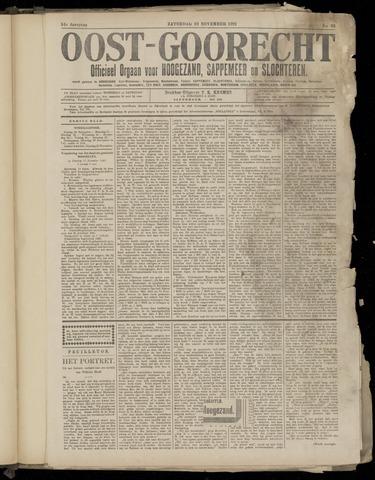 (Volksblad) Oost-Goorecht en Omstreken nl 1921-11-19