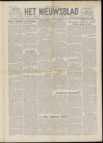 Het Nieuwsblad nl 1949-02-23