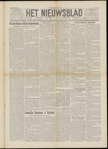 Het Nieuwsblad nl 1949-07-30