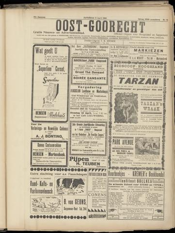 (Volksblad) Oost-Goorecht en Omstreken nl 1938-04-09