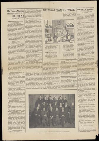 Nieuws- en Advertentieblad, De Noord-Ooster nl 1936-01-25