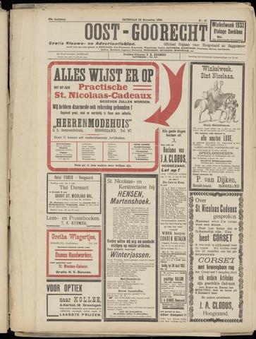 (Volksblad) Oost-Goorecht en Omstreken nl 1932-11-26