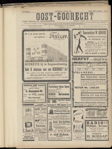 (Volksblad) Oost-Goorecht en Omstreken nl 1938-10-08