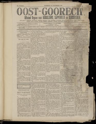 (Volksblad) Oost-Goorecht en Omstreken nl 1921-11-26