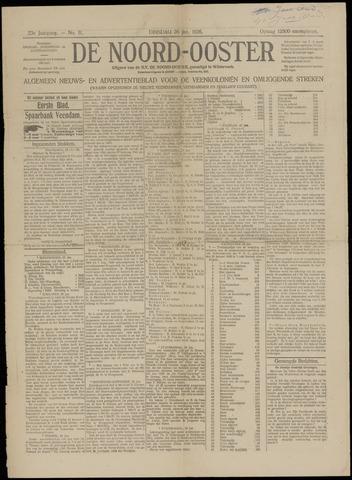 Nieuws- en Advertentieblad, De Noord-Ooster nl 1926